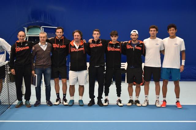 Vittoria all'esordio in serie A1 per il Circolo Tennis Massa Lombarda