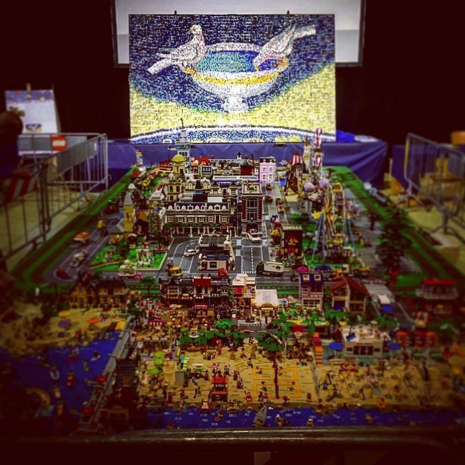 Costruzioni Lego protagoniste al Ravenna Brick Festival