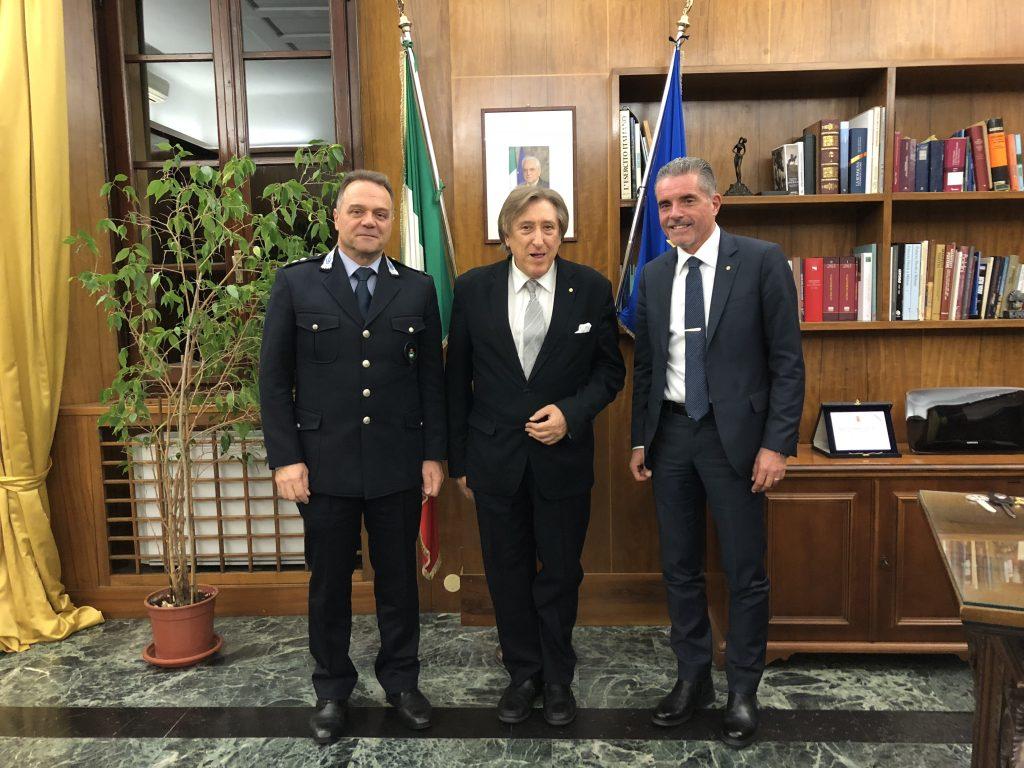 Cesena presenta il progetto di controllo di vicinato