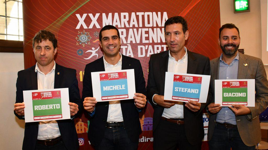 Presentata la ventesima «Maratona di Ravenna Città d'Arte»