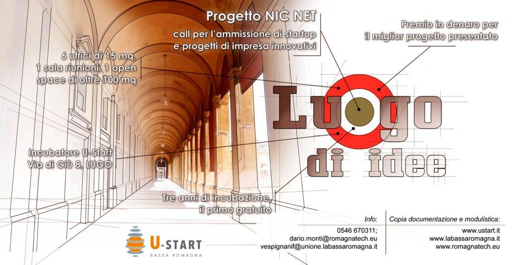 Lugo di idee: l'incubatore d'imprese U-Start apre la call per startup e attività produttive