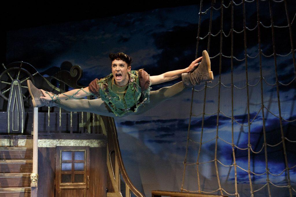 """Al teatro di Forlì arriva il musical su """"Peter Pan"""""""