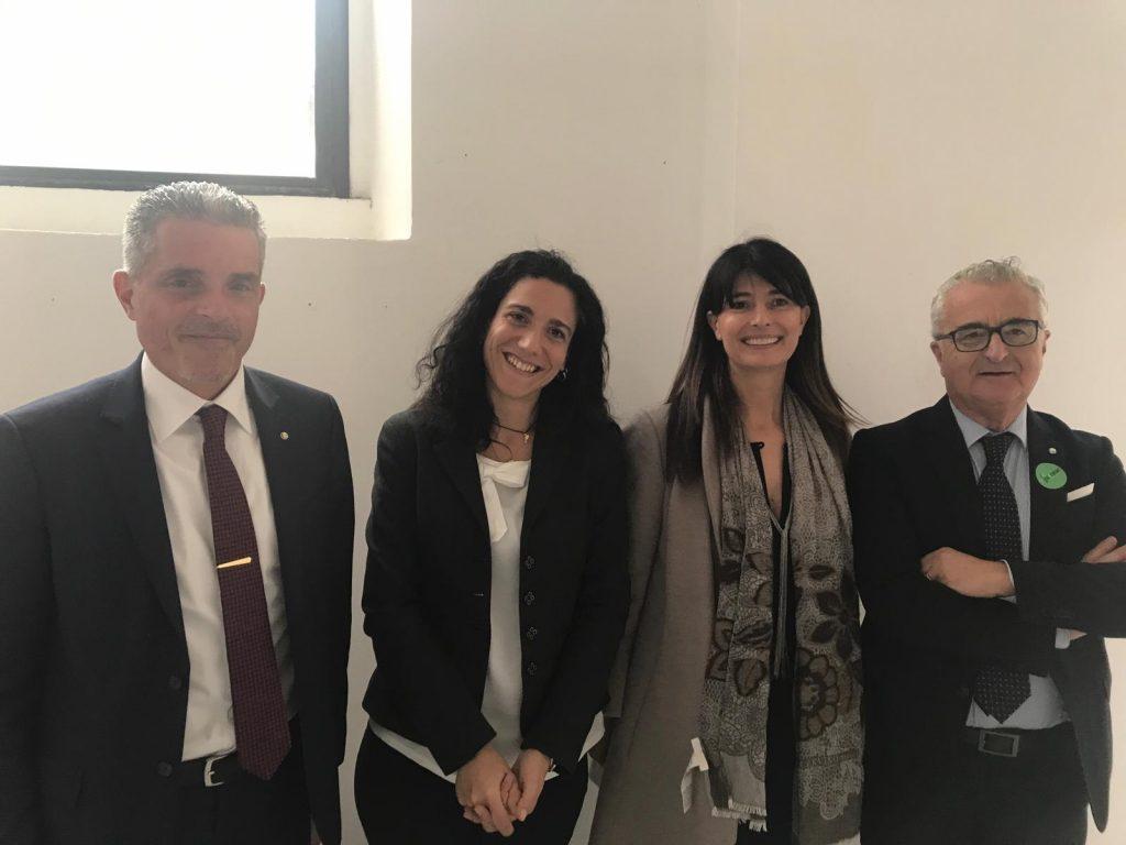 Il Comune di Cesena al Bikeconomy Forum 2018 di Roma