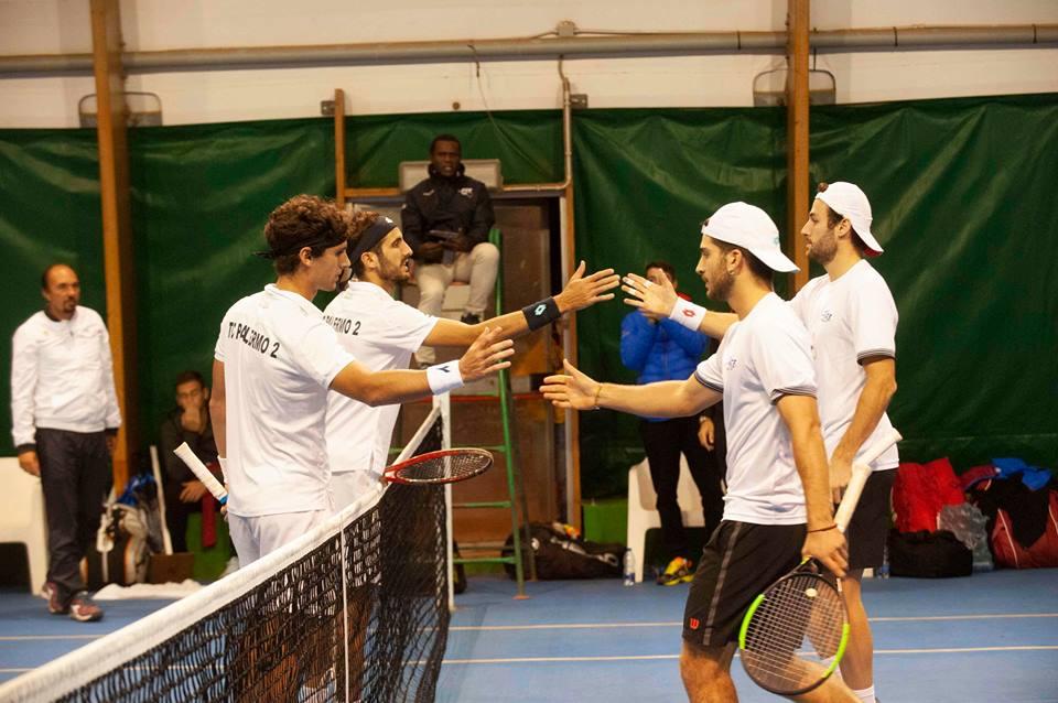 Il Circolo Tennis Massa Lombarda conquista la sfida di andata dei playout