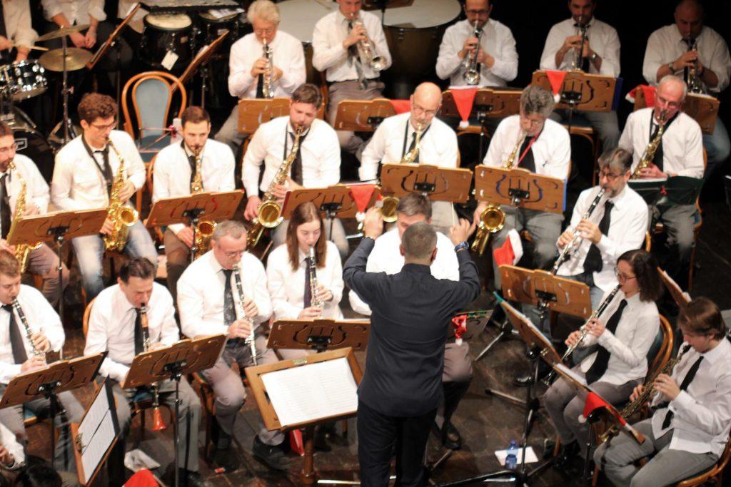 La Banda di Russi al Concerto di Natale