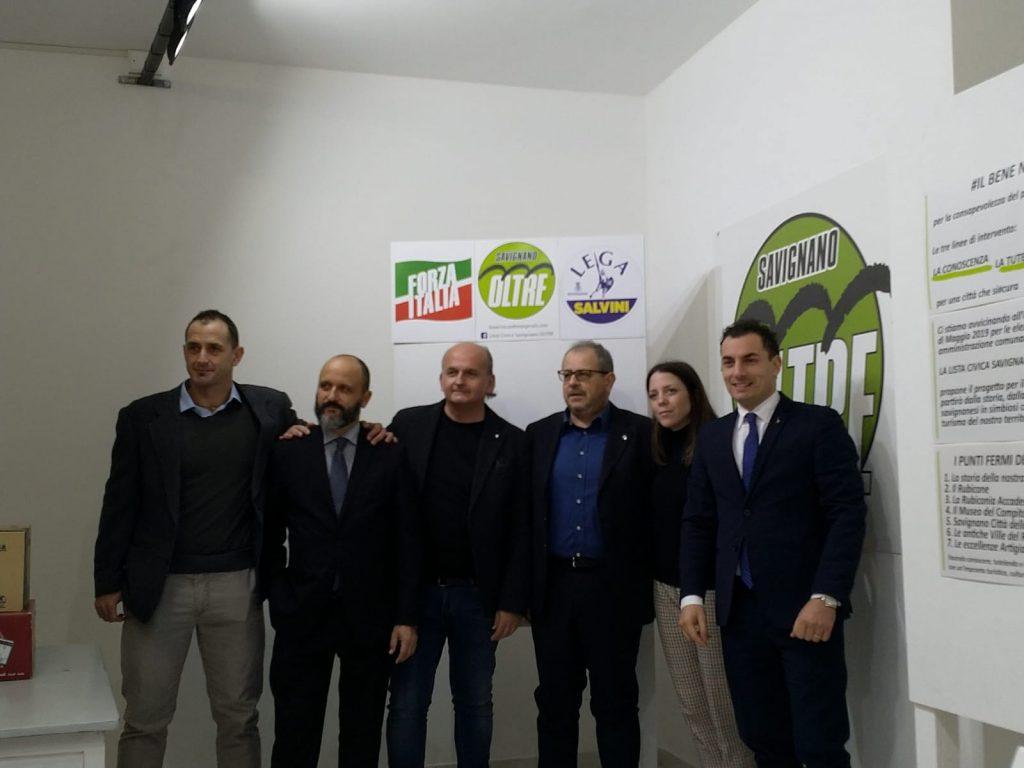 Elezioni, a Savignano Marco Foschi sarà il candidato del centrodestra