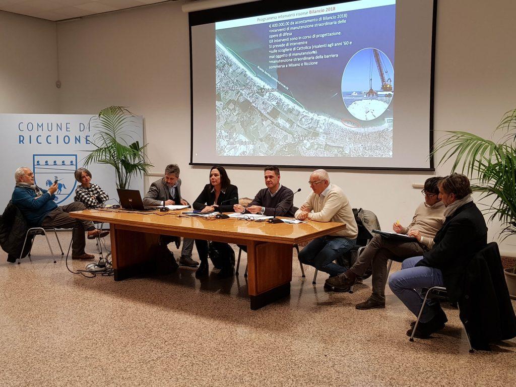 Costa Romagnola, nel 2019 partono i lavori di ripascimento