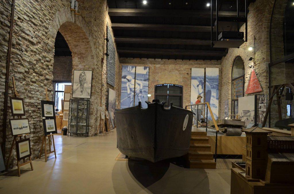 Visita guidata gratuita al museo del sale di Cervia