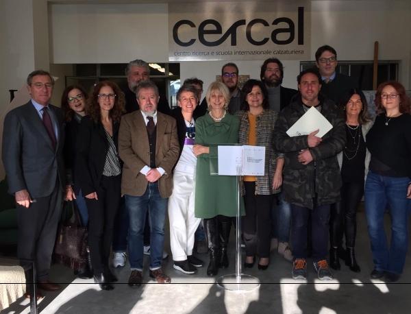 San Mauro Pascoli, firmato il Patto per la valorizzazione del distretto calzaturiero