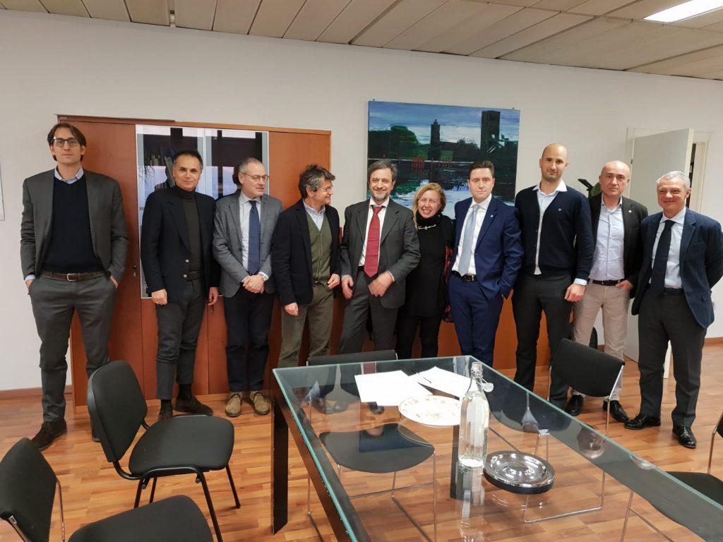 Il Centro Agro Alimentare Riminese firma un protocollo con Caab e Cal