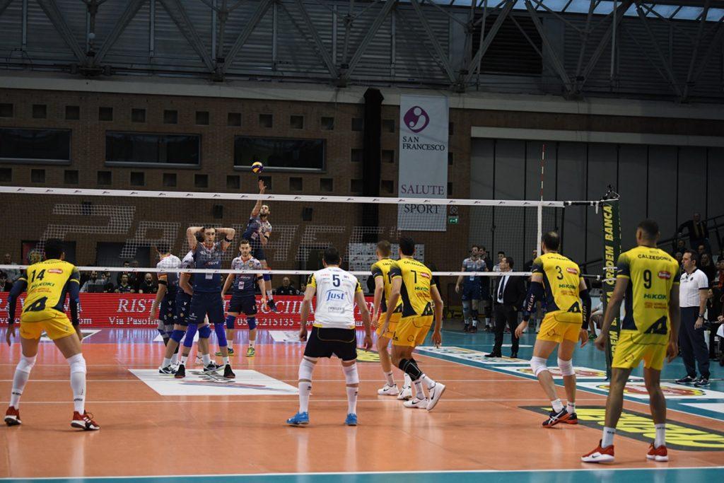 Volley, Verona passa a Ravenna contro la Consar
