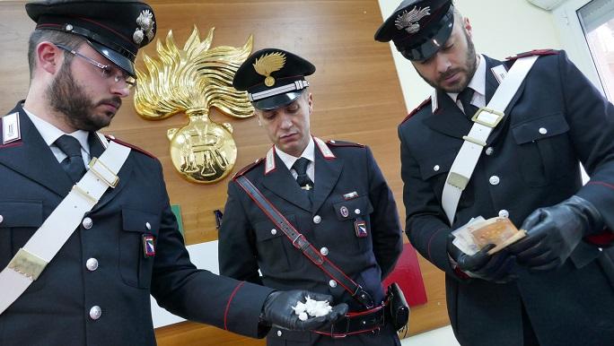 Faenza, carabinieri smantellano piazza di spaccio. Tre arresti
