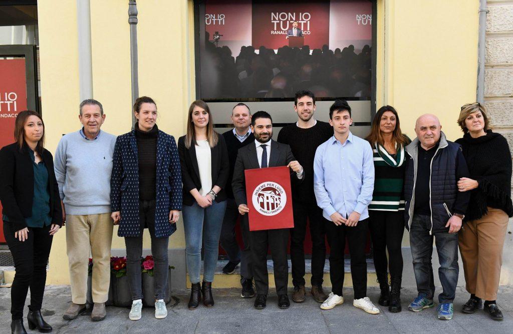 """""""Insieme per Lugo"""", presentati la lista e il simbolo a sostegno di Davide Ranalli"""