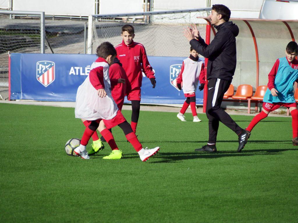 I giovani calciatori del Ravenna tre giorni a Madrid per allenarsi con l'Atletico