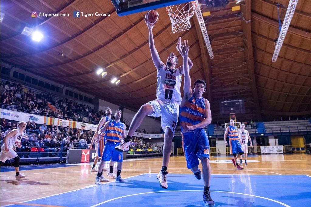 Basket, Tigers Cesena batte Desio