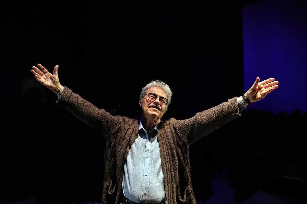 Massimo Dapporto al Teatro Masini di Faenza