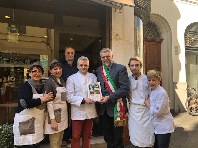 Faenza, il panificio Bertaccini diventa Bottega storica