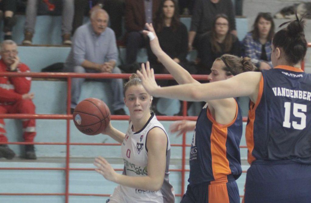 InfinityBio Basket Faenza Girls, perde sul filo di lana contro il Palermo