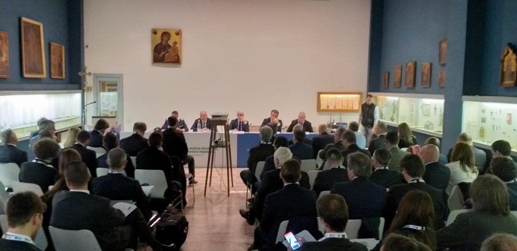 Cittadini dell'Ordine, un convegno per parlare di sicurezza nel mondo nella Città del Vaticano
