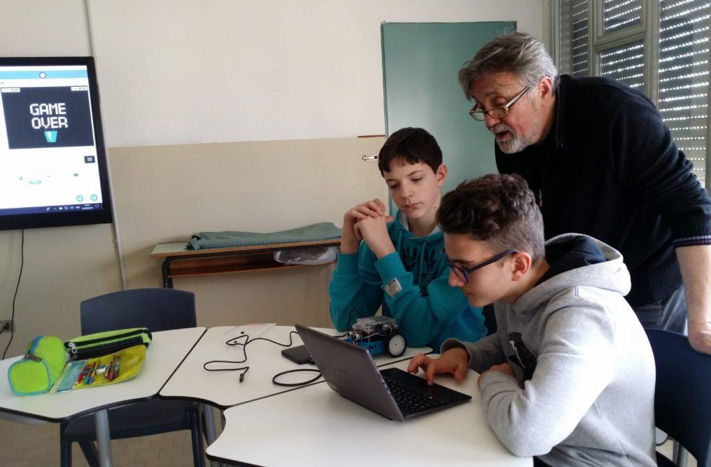 All'Istituto Bassi di Solarolo inaugurato l'Atelier digitale