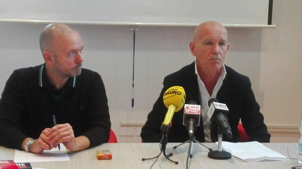 Rimini Fc, il presidente carica la squadra per la volata finale