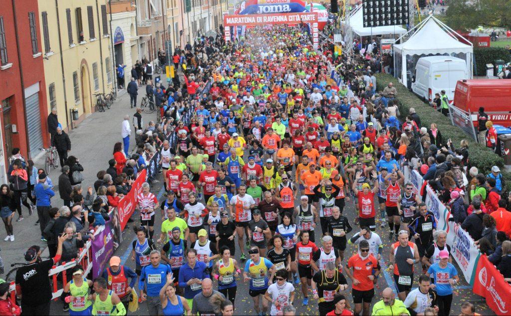 Già 1.300 iscritti alla Maratona di Ravenna a 200 giorni dal via