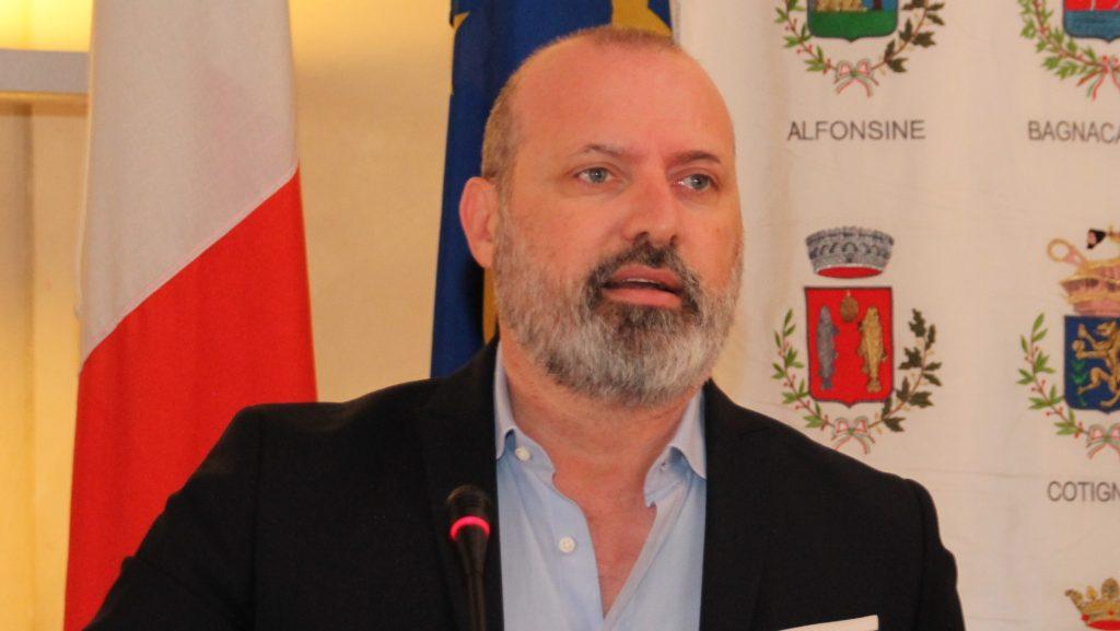 Stefano Bonaccini a Lugo per parlare di Servizi Sanitari