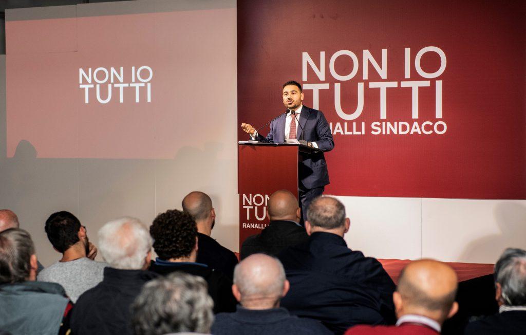 Questa sera presentazione del programma della coalizione per Ranalli