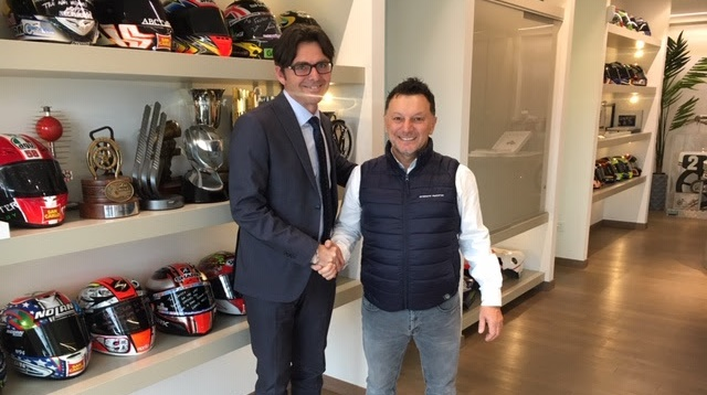 La cooperativa lughese Icel diventa sponsor tecnico di Gresini MotoE