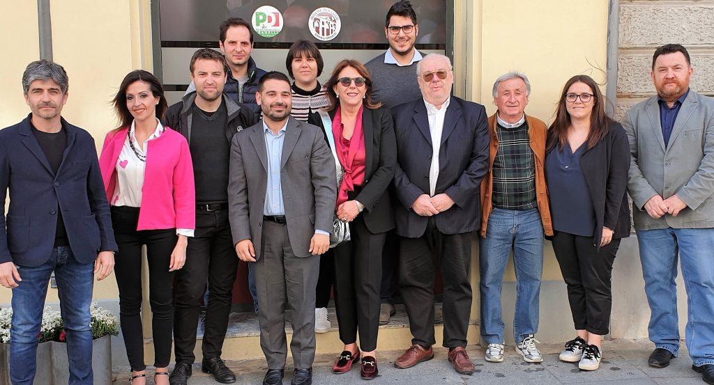 Oggi la presentazione della Lista Pd di Lugo al Centro Civico Lugo Ovest