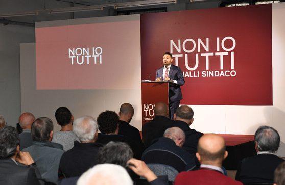 Al via la coalizione a sostegno del candidato sindaco Davide Ranalli