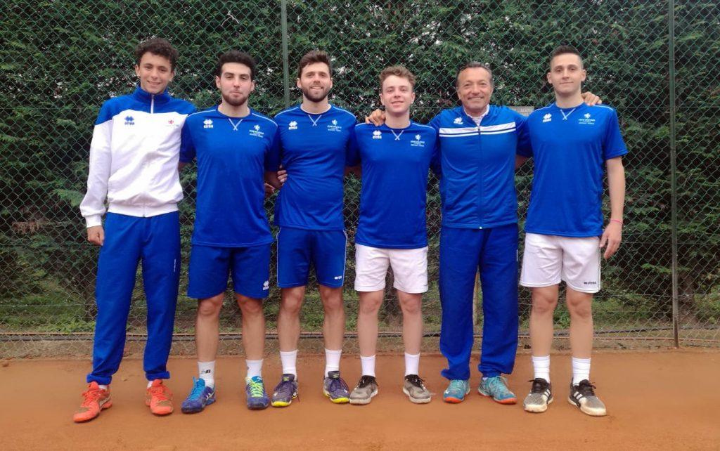 Tennis, Serie C maschile.  La squadra A del Tc Faenza parte con un 6-0. La squadra B sconfitta 4-2.
