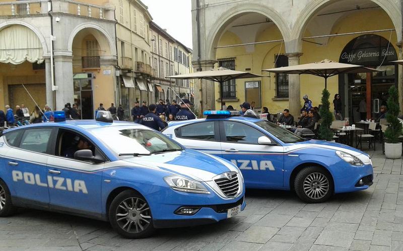 Faenza: controlli straordinari della Polizia