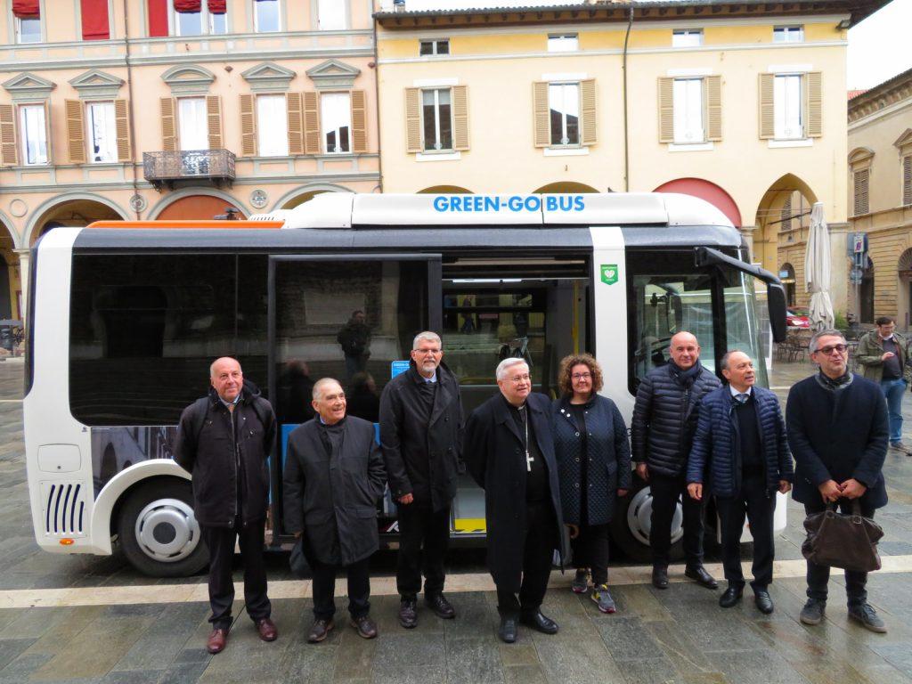 Faenza, lunedì 20 maggio parte il servizio del Green Go Bus verso la Casa della Salute