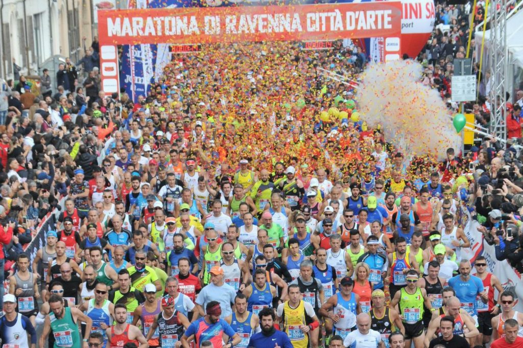 I Campionati Italiani Assoluti e Master alla Maratona di Ravenna 2019