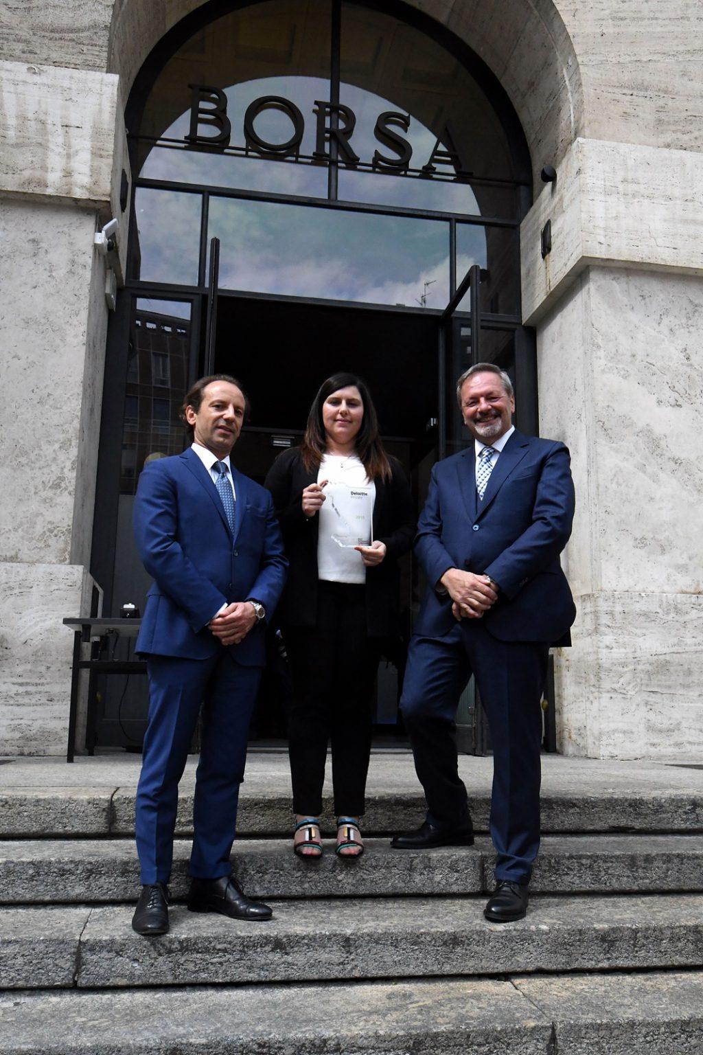 Lugo, Icel tra le 26 aziende italiane eccellenti