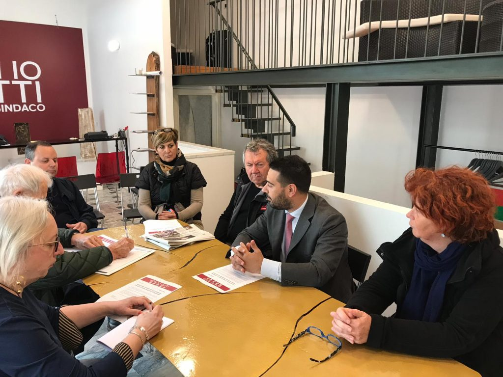 """Lugo, il candidato sindaco Ranalli lancia la campagna """"Strada per strada, quartiere per quartiere"""""""
