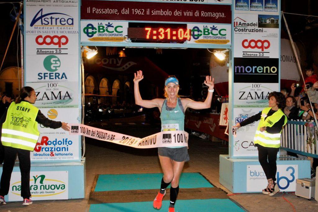 A Marco Menegardi il Passatore 2019. Nikolina Sustic vince tra le donne migliorando il record femminile