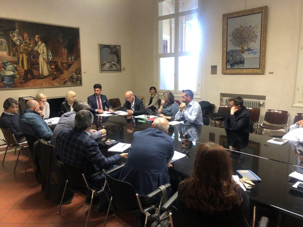 E45, riunione per la gestione del fondo di 10 milioni
