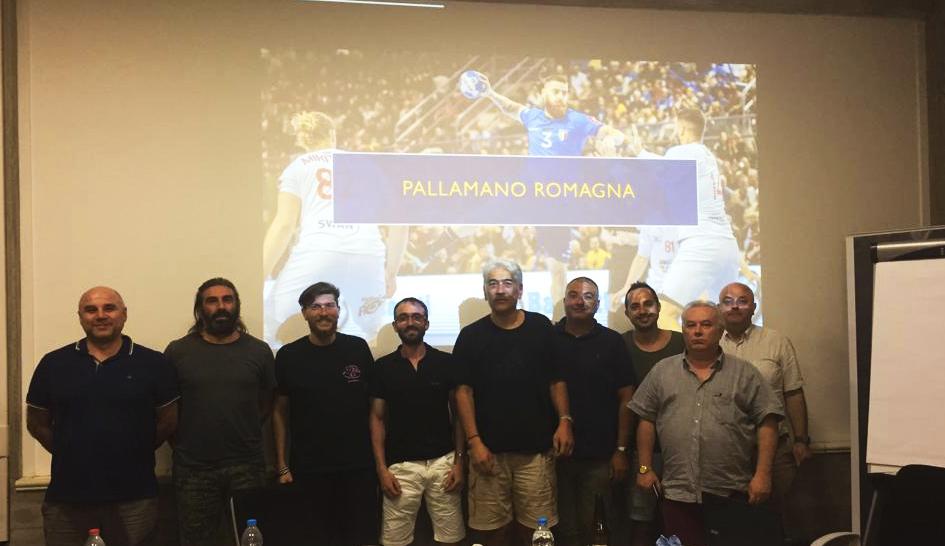 Faenza, Imola e Lugo si uniscono per dare vita a Pallamano Romagna