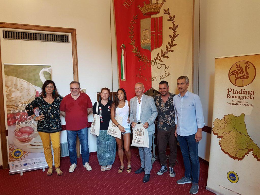 Rimini celebra la piadina
