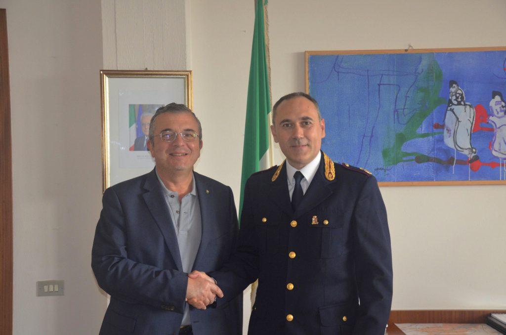 Faenza, cambio al vertice del Commissariato della Polizia di Stato