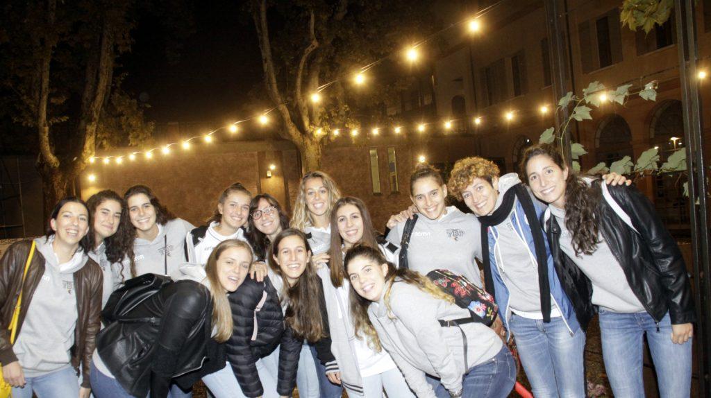 E-work diventa main sponsor della squadra femminile di A2 del Faenza Basket Project