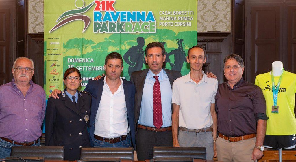 Domenica 15 Settembre la prima edizione di Ravenna Park Race