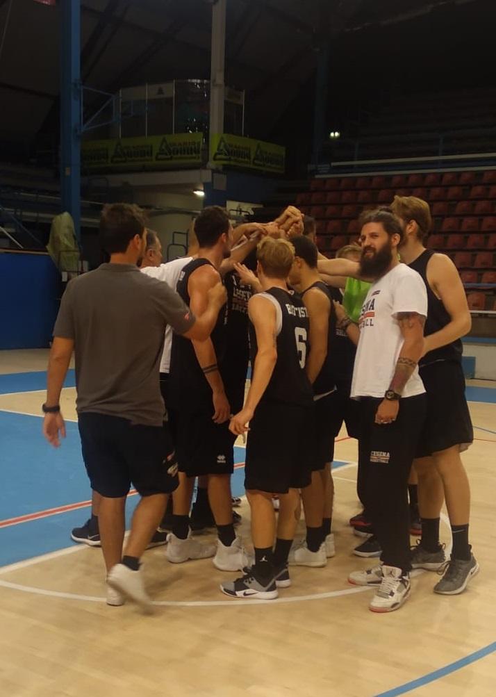 Basket, Cesena chiude il precampionato con una vittoria