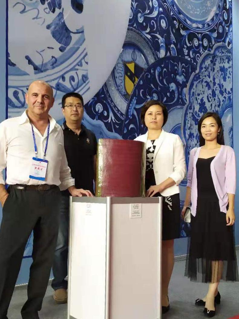 Faenza sbarca in Cina nella fiera mondiale della ceramica