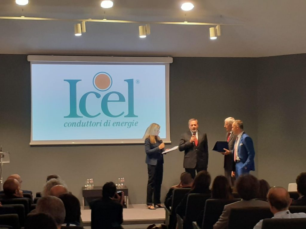 Lugo, a Icel il riconoscimento Excelsa – Romagna Award di Confindustria