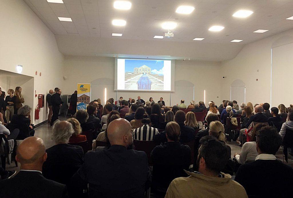 """Al via """"Ravenna Città Aperta"""", tre giorni di visite alle architetture contemporanee"""