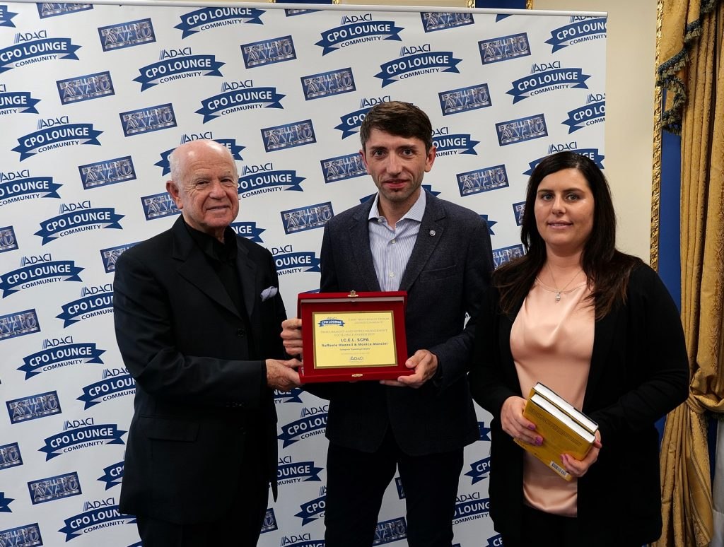 Lugo, Icel vince l'Excellence Award
