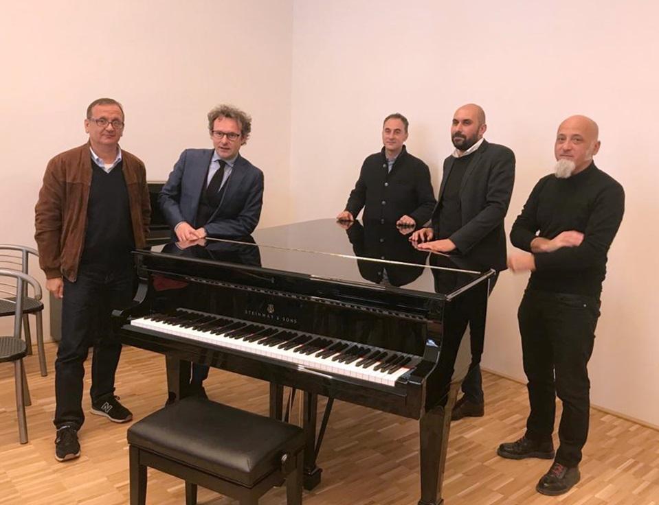 """Faventia Sales, sede più ampia e prestigiosa per la scuola di musica """"Sarti"""" di Faenza"""